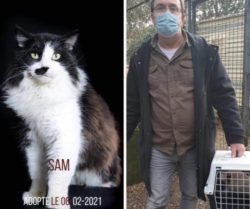 SAM  adopté le 06 02 2021